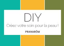 DIY Pranarom Créez votre soin pour la peau