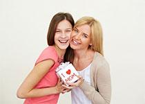 Cadeau Fête des mères : nos idées pour gâter votre maman !