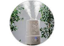 Humidificateurs et Déshumidificateurs