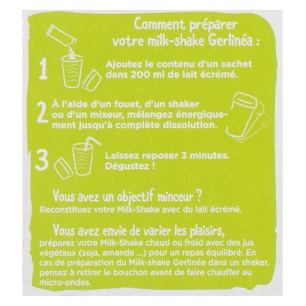 Gerlinéa Repas Minceur Milk-Shake Café 150g | Pas cher
