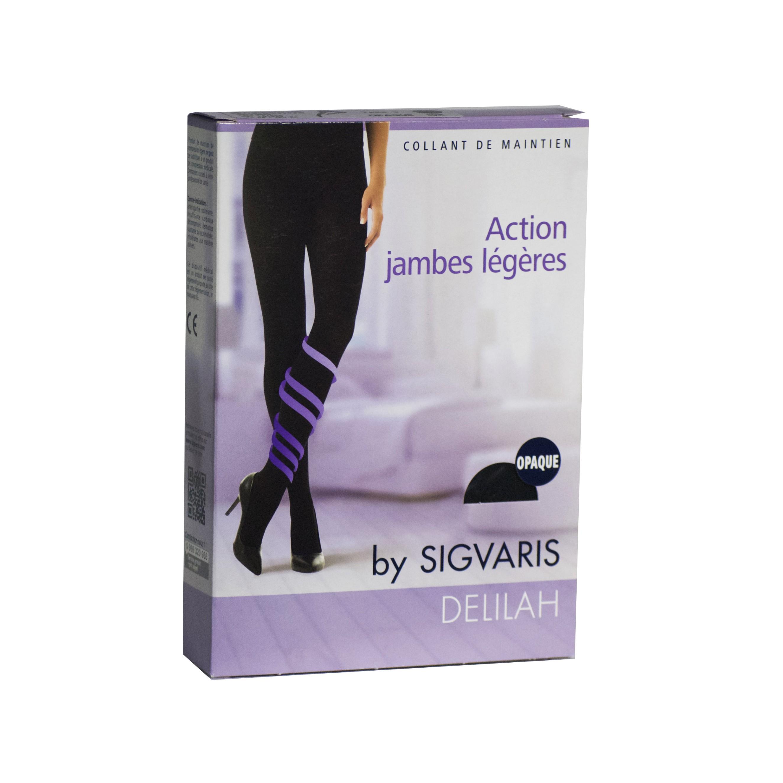 prix spécial pour meilleur en ligne classcic Sigvaris Delilah Opaque Collant Noir Taille 3