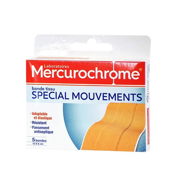 Acheter Mercurochrome Bande Tissu Spécial Mouvements   Prix discount b030200aad6f