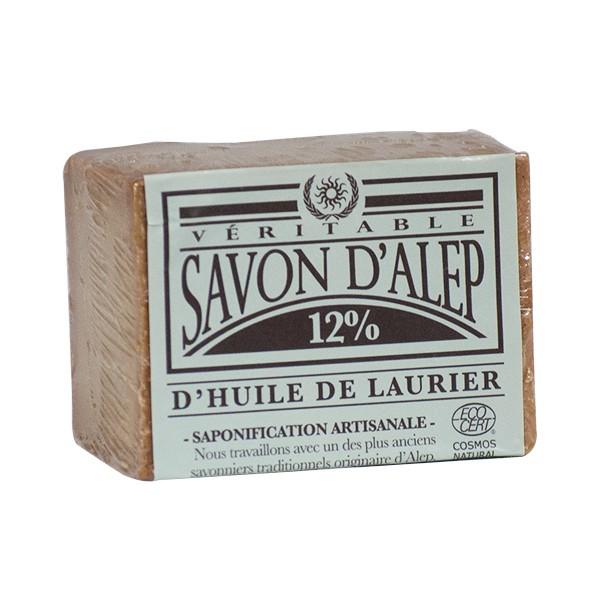savon d'alep 12 huile de laurier