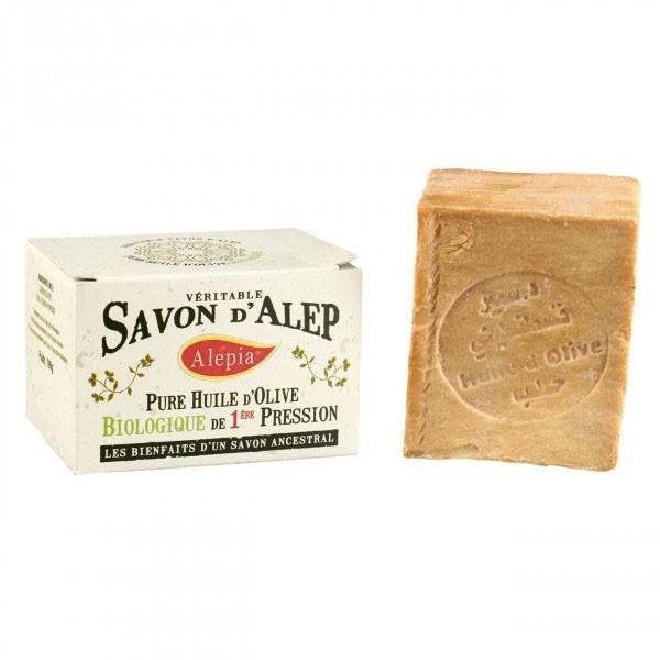savon d'alep olive