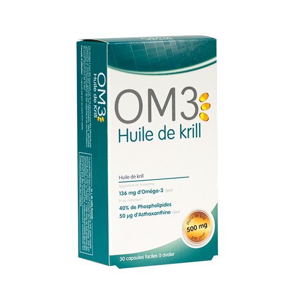 5ff71890ad877 OM3 Krill 30 capsules. Riche en oméga 3 ...