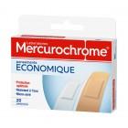 MERCUROCHROME PANSEMENTS ECONOMIQUE BOITE DE 20