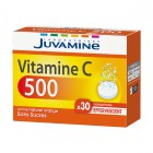 JUVAMINE VITAMINE C 500 SANS SUCRES EFFERVESCENTS 30 COMPRIMES