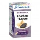 JUVAMINE - PHYTO - CHARBON PLUS LEVURE 45 GELULES