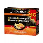 JUVAMINE - PHYTO - GINSENG GELEE ROYALE GUARANA GINGEMBRE 10 AMPOULES