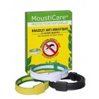 Mousticare Bracelet Anti-Moustique Jaune