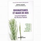 DR VALNET LIVRE RHUMATISMES ET MAUX DE DOS