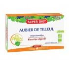 SUPER DIET AUBIER DE TILLEUL BIO 20 AMPOULES DE 15ML
