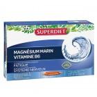 Super Diet Magnésium Marin + Vitamine B6 - 20 ampoules de 15ml