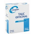COOPER TALC OFFICINAL 250G