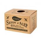ALEPIA SAVON D'ALEP 40% D'HUILE DE BAIE DE LAURIER 190G