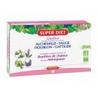 SUPER DIET QUATUOR BOUFFEES DE CHALEUR MENOPAUSE 20 AMPOULES