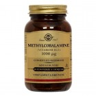 Solgar Méthylcobalamine Vit B12 1000 microg à croquer 30 comprimés