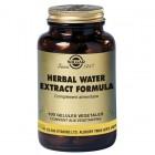 SOLGAR HERBAL WATER FORMULA 100 GELULES VEGETALES