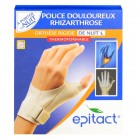 EPITACT ORTHESE PROPRIOCEPTIVE POUCE MAIN GAUCHE NUIT TAILLE M