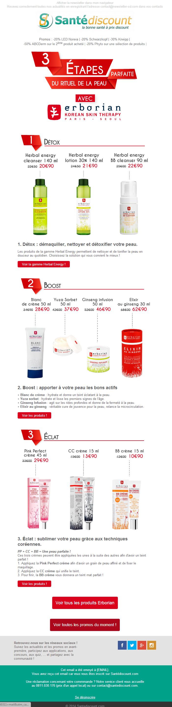 Détoxifiez, boostez, et sublimez votre peau en 3 étapes !