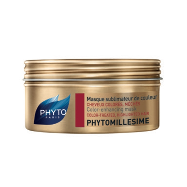 masque cheveux colores Phyto