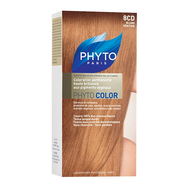 Coloration blonde Phyto Color