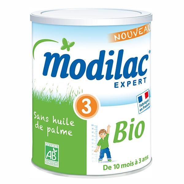 bio lait 3eme age