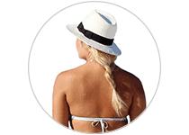 Cremes solaires Indice 50 pour protéger sa peau contre les UVA