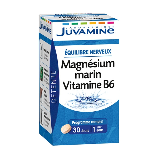 Magnesium marin B6