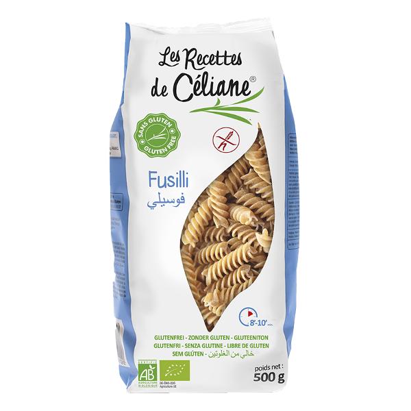 Pates sans gluten Les recettes de Céliane