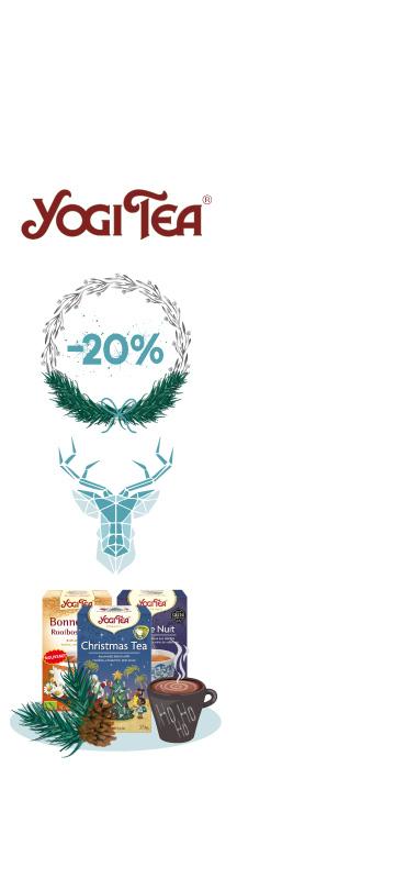 En Décembre ! Promotions sur le laboratoire Yogitea
