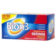 Bion 3 Adulte 90 comprimés