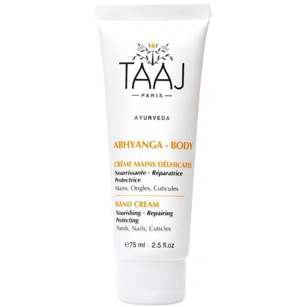 TAAJ - Abhyanga - Crème Mains Delhicates 75ml