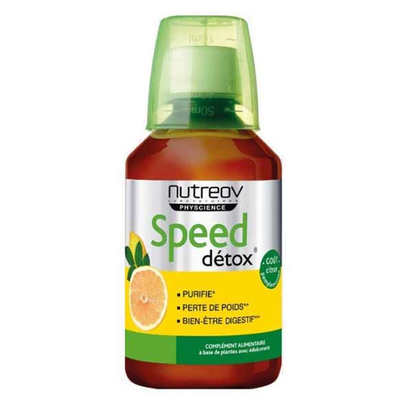 Nutreov Physcience Speed Détox 280ml