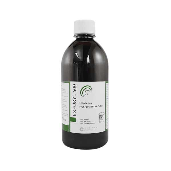 Expuryl 500 Solution Buvable 500ml