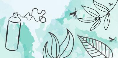 Répulsif anti-moustiques