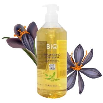 shampooing Gravier pour des cheveux plus forts