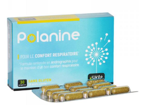 Santé Verte Polanine 30 comprimés