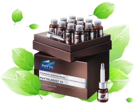 Phyto Traitement Anti-Chute Absolu Phytologist 15 12 x 3,5ml