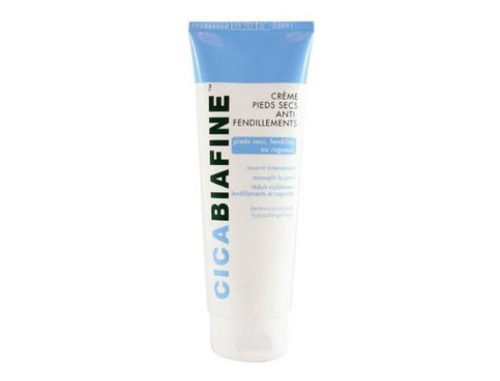 Cicabiafine Crème Pieds Secs Anti-Fendillements 125ml