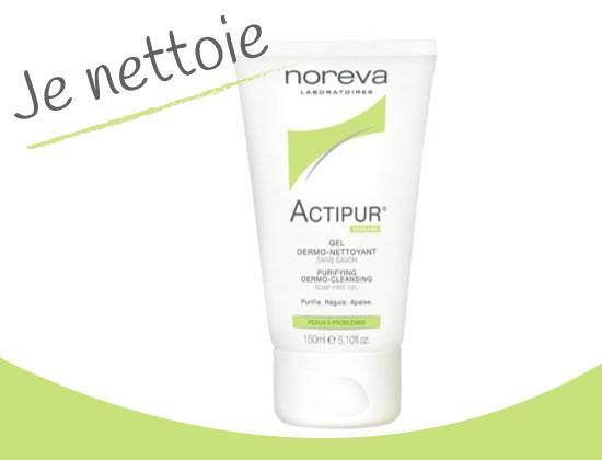 Actipur Gel Dermo-Nettoyant 150ml