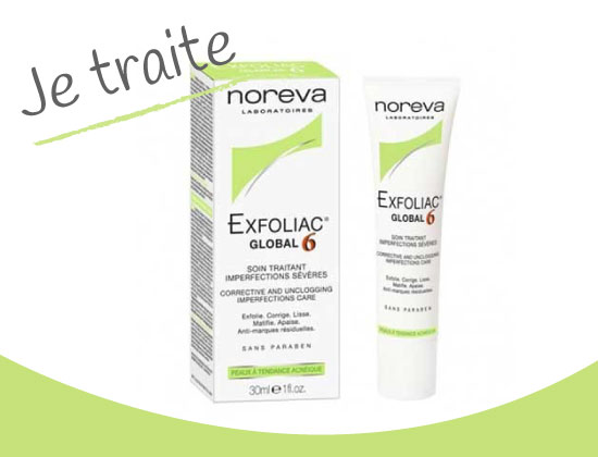 Exfoliac Global 6