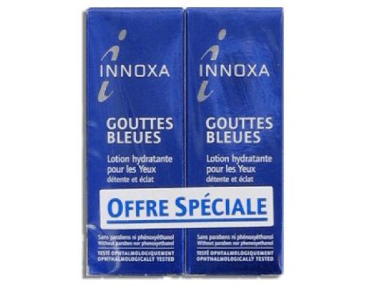 Innoxa Gouttes Bleues Offre Spéciale Lot de 2 x 10ml