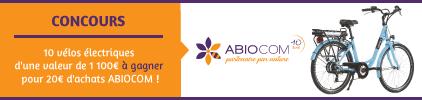 Concours Abiocom Vélos - Prix bas