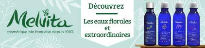 Gamme Melvita Eaux extrordinaires - Pas cher