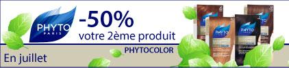 Voir la promo coloration Phyto