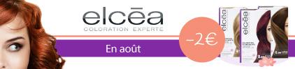 Voir la promo coloration Elcea