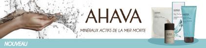 Voir le laboratoire Ahava