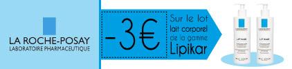 Laboratoire La Roche Posay - Promotion