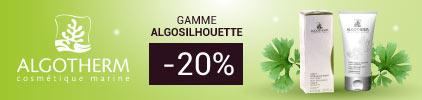 Promotions Algotherm Algosilhouette- Pas cher